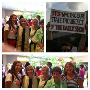 Beth El on the Road with Susan Jacobs, Rabbi Judy, Betsy Rosen, Phyllis Schultz, and Mindy Passe