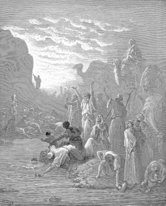 Dore_Moses_Striking_the_Rock_in_Horeb