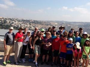 TBE Jerusalem 2014